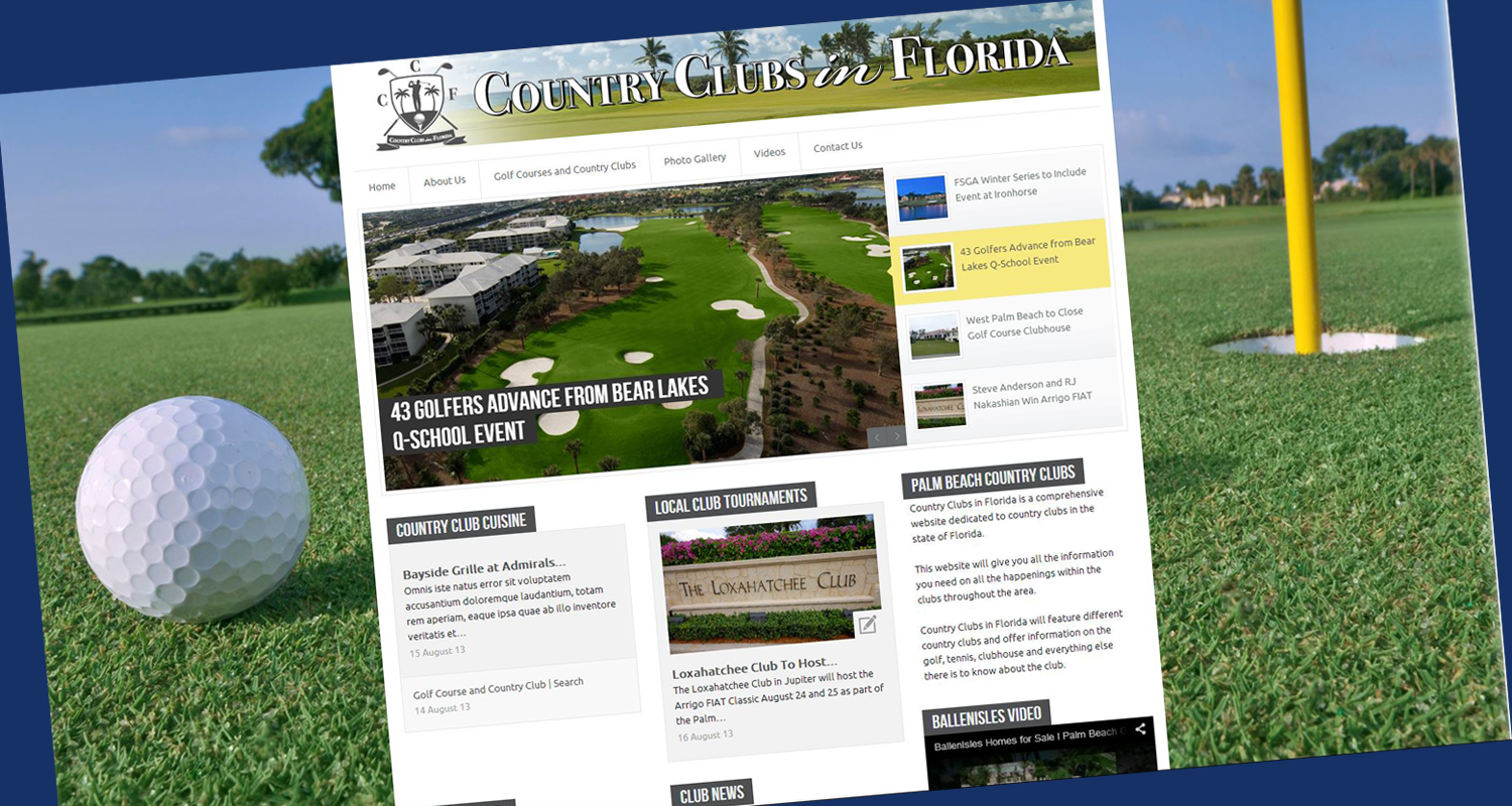 Country Clubs in Florida